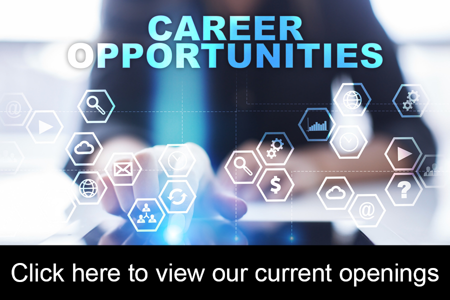 Click here to view our current openings