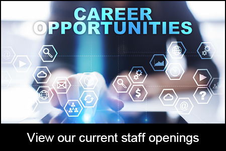 Click to view our current staff openings