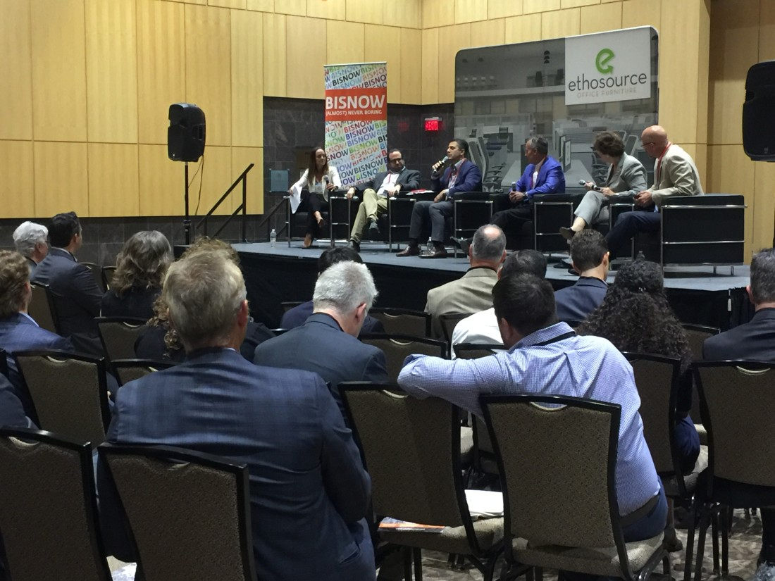 Barrist moderates Bisnow North Delaware State of the Market